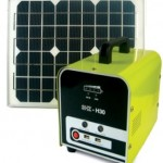 50W Solar PV System