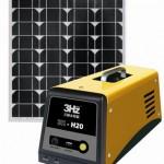 20W Solar PV System