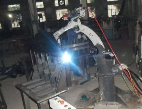 machine to manufacture Air Conditioner Bracket