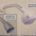 Magic shower head