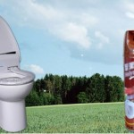 Toilet Water Magic Saver