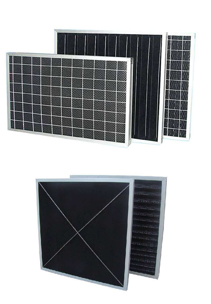 Activated Carbon Furnace Filter
