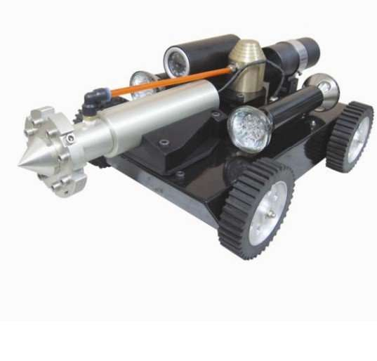 Air Duct Cleaning air hammer and air whip robot