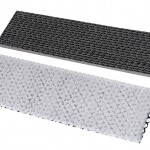 Air Conditioner Filter replacement,indoor unit Electrostatic Filter and deodorizing filter