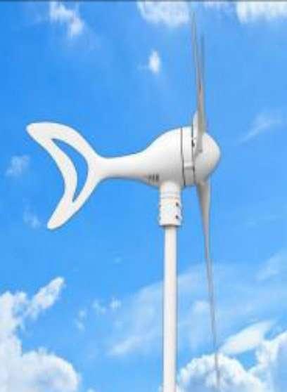 Wind-Turbine-System-300W