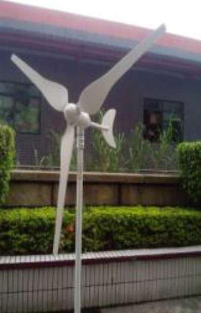 Wind-Turbine-System-50W