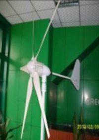 Wind Turbine System 600W