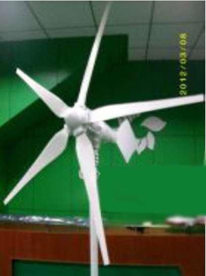 Wind-Turbine-System-800W