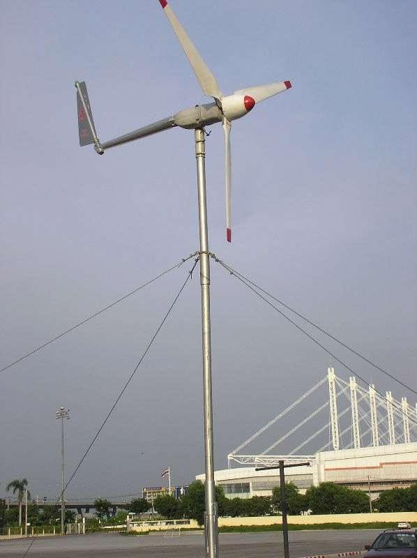 Wind-Turbine-tower