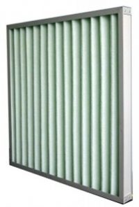 Aluminium Frame Pre Pleat Furnace Filter