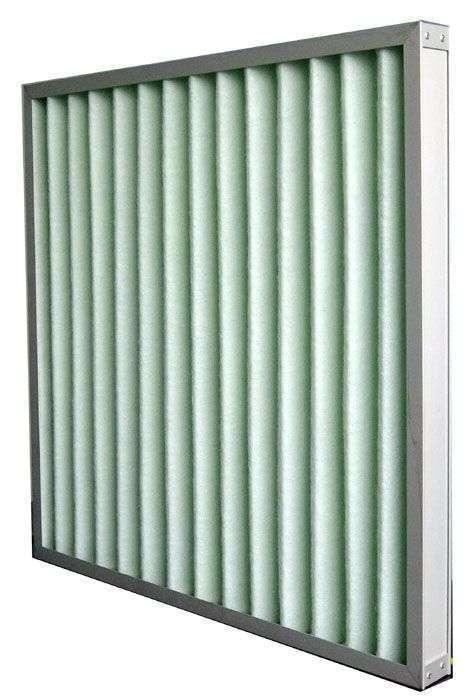 Aluminium Frame Pre Pleat Furnace Filter