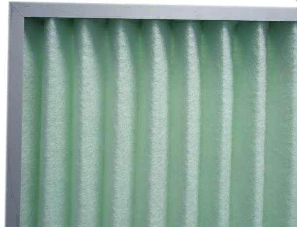 Aluminium Frame Pre Pleat Furnace Filter Manufacturer