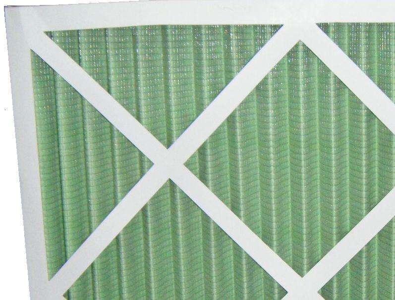 Carton Frame Pre Pleat Furnace Filter 1