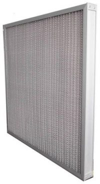 Metal Mesh Washable Pleat Furnace Filter