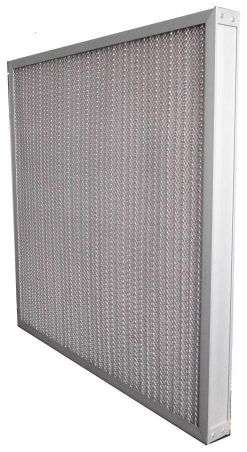 Metal Mesh Washable Pleat Furnace Filters