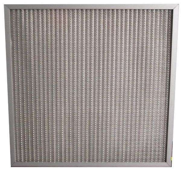 Metal Mesh Washable Pleat Furnace Filter 2