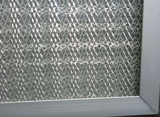 Wire Mesh Air Cleaner : Metal mesh washable pleat furnace filter manufacturer