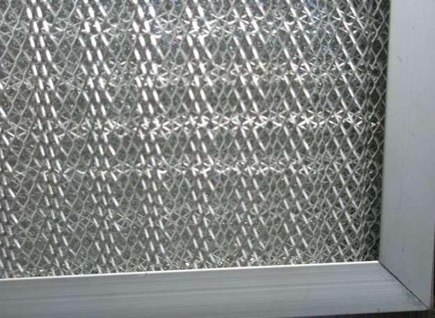 Metal Mesh Washable Pleat Furnace Filter