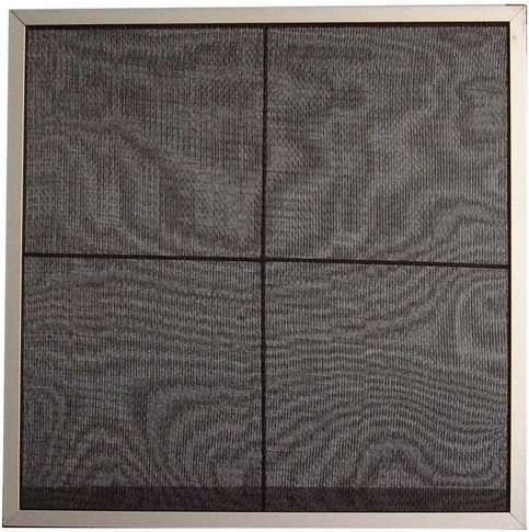 Washable Furnace Filters >> Nylon Net Washable Furnace Filter manufacturer-supplier China