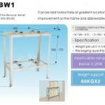 Ground air conditioner bracket-Double layer
