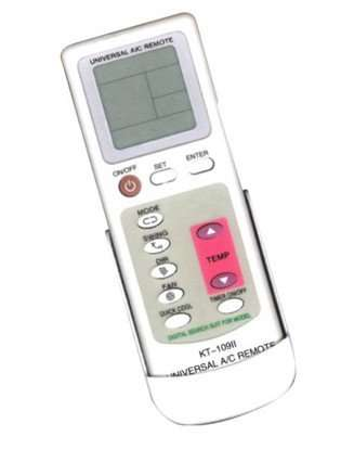 Air conditioner remote controller KT-109II