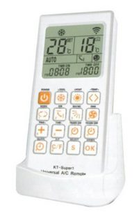 Air conditioner remote control KT-SUPER1