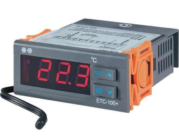 ETC-100+ Microcomputer Temperature Controllers