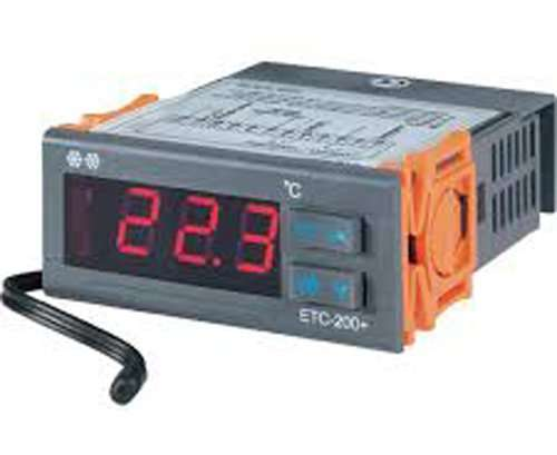 Refrigeration and heating ETC-200+ Temperature Controllers