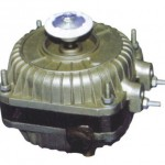 Square Shaded Pole Motor
