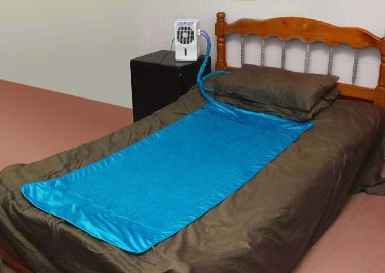 Magic Air Condition Sleep Mat-Cooling