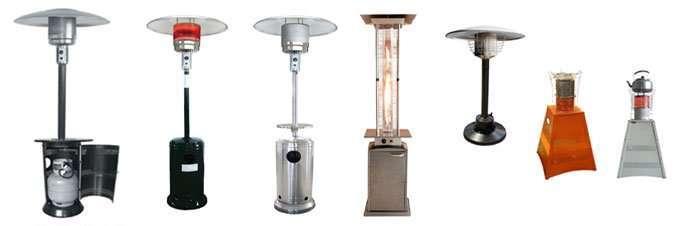 Propane-Heaters
