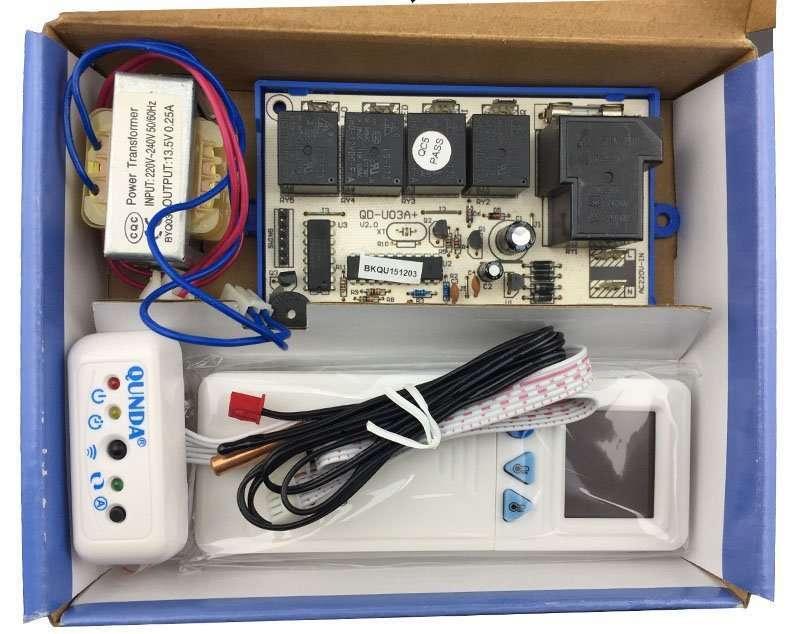 Universal Air conditioner control system QD-U03A+ 4