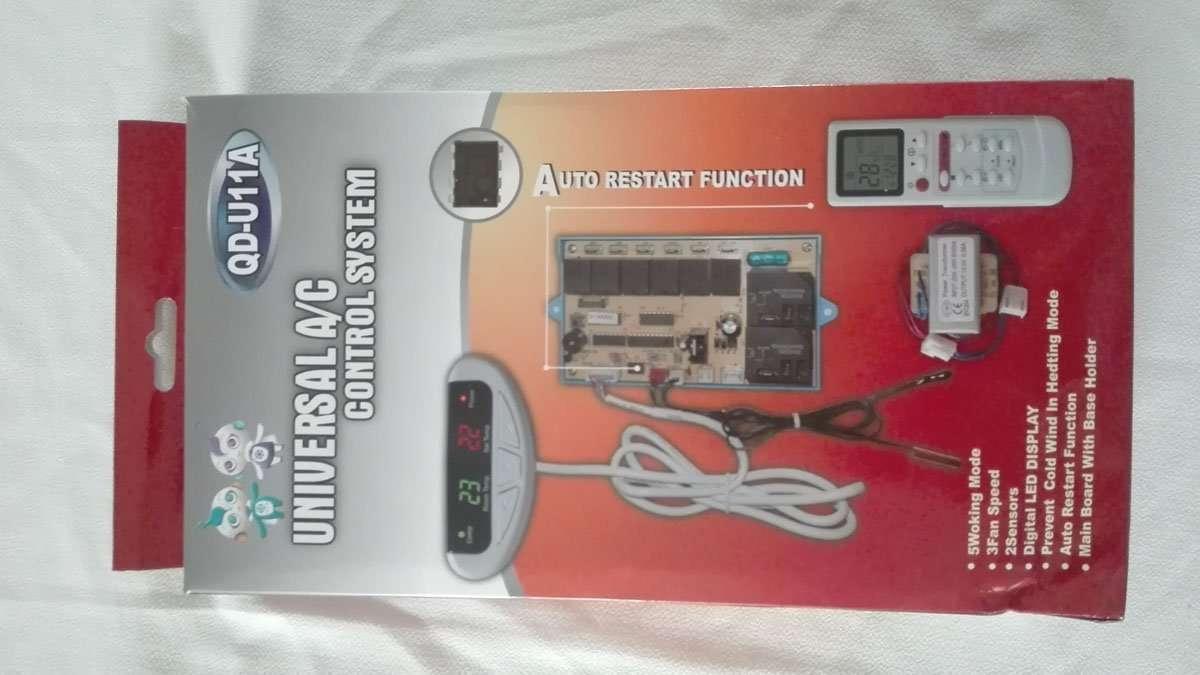 Universal Air conditioner control system QD-U11A 14
