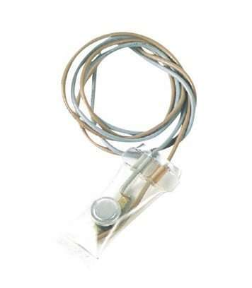 Refrigerator air condition defrosting thermostat