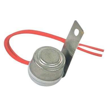 Refrigerator thermal cutoff bimetal disc thermostat