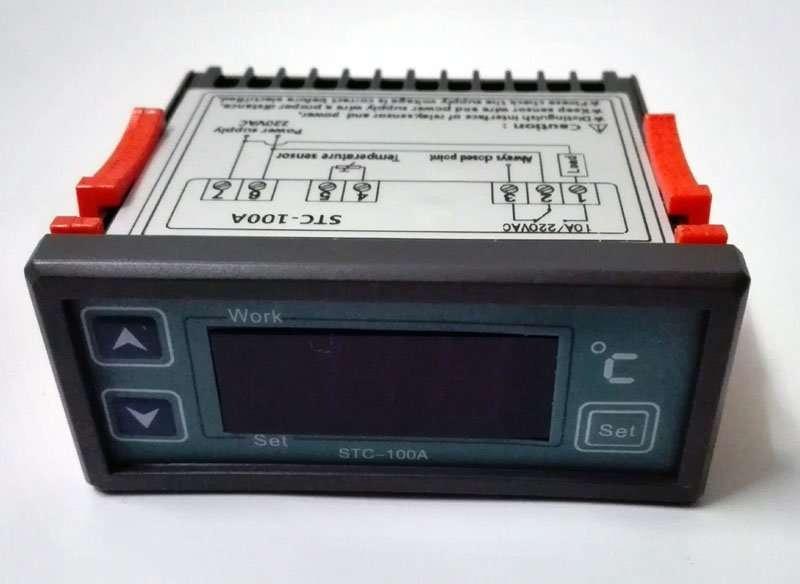 STC-100A temperature controller