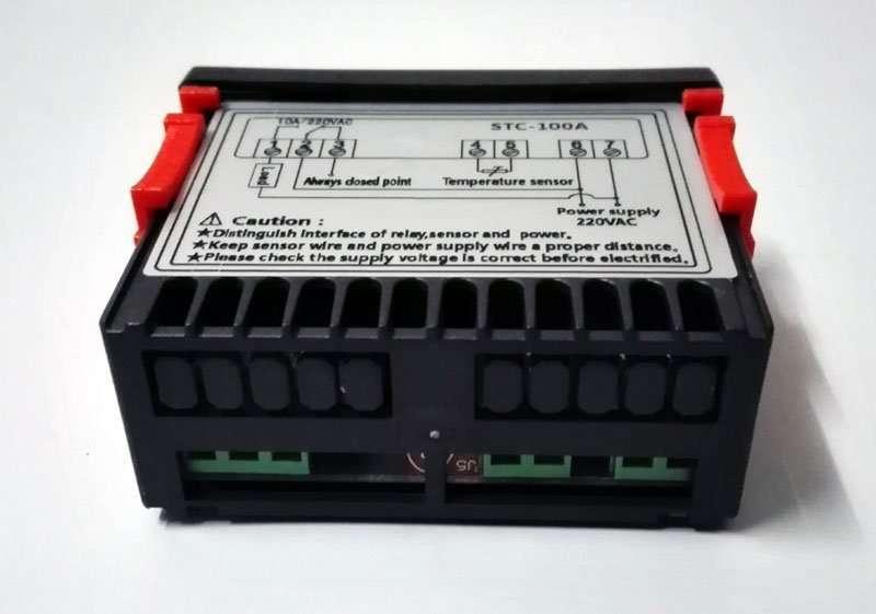 STC-100A temperature thermostat