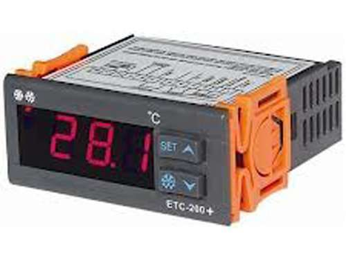 Cooling,heating and alarm Temperature Controller STC-200+