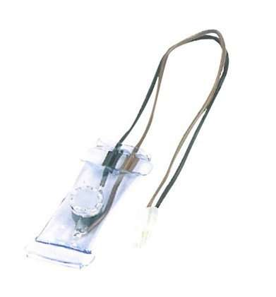 Tube sealed refrigerator thermostat