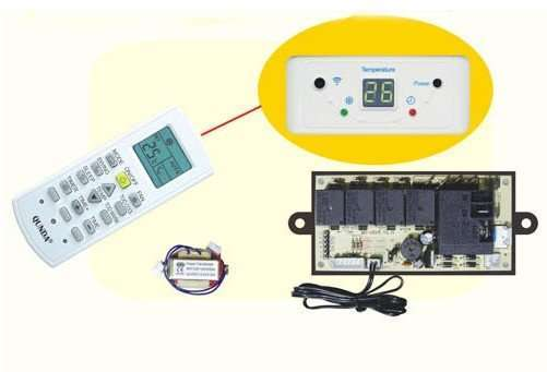 Universal Air conditioner control system QD-U01A