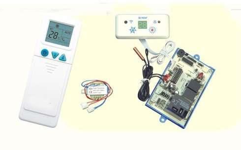 Universal Air conditioner control system QD-U08PGC
