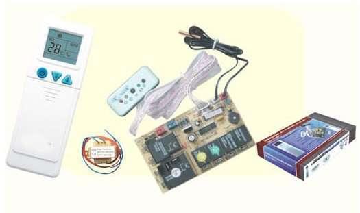 Universal Air conditioner control system QD-U10B+
