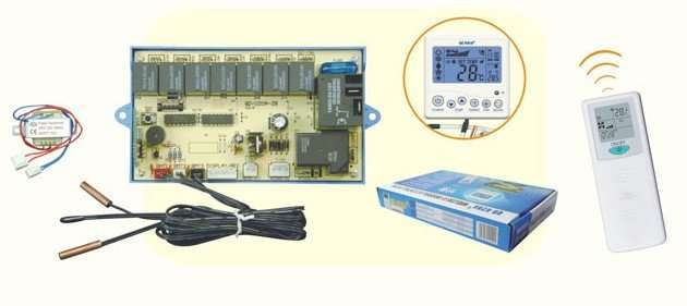 Universal Air conditioner control system QD-U20A