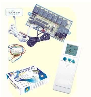 Universal Air conditioner control system QD-U30A