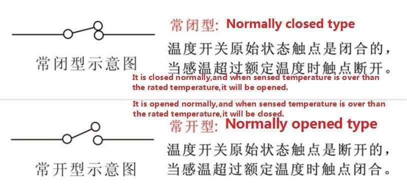 KSD301 thermostat 4