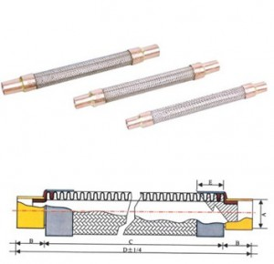 Refrigeration Anti-Vibration Tube