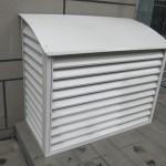 Air Conditioner Cage1