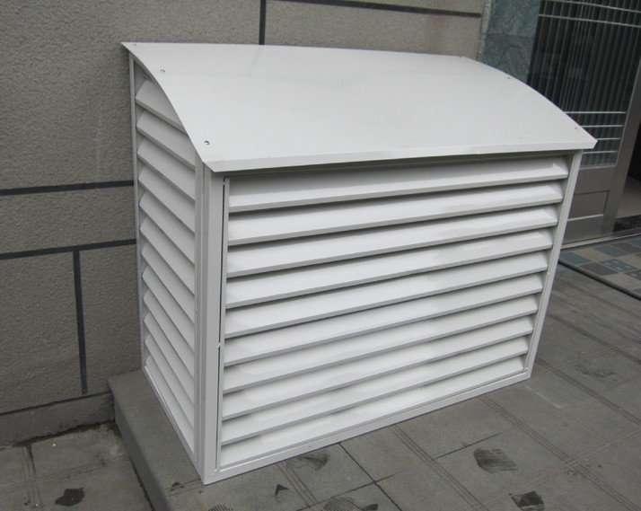 Air Conditioner Cage