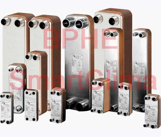 Brazed Plate Heat Exchanger,BPHE Heat Exchanger