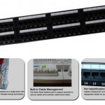 Cat.6 UTP Patch Panel